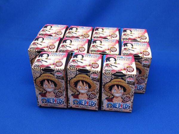 【チョコエッグ】ONE PIECEシリーズ11個目!