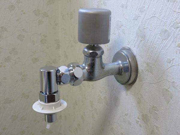 【DIY】全自動洗濯機用の給水栓ジョイントに交換する!