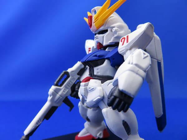 【ガンダムコンバージ】51個目はGUNDAM F91!