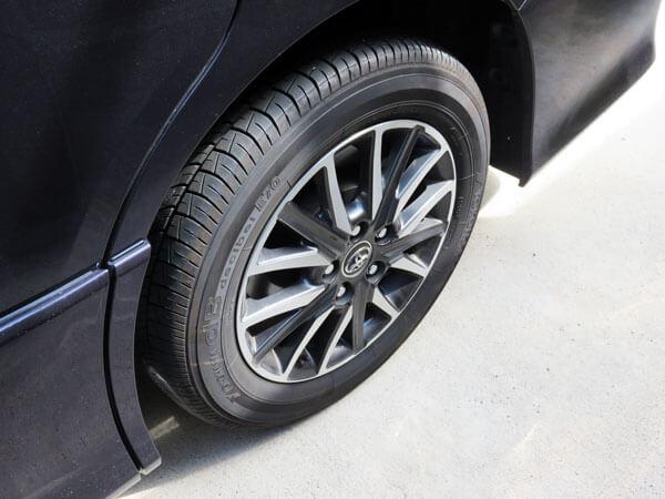 【愛車トヨタノア80系】スタッドレスタイヤをノーマルタイヤに交換する(2019年)