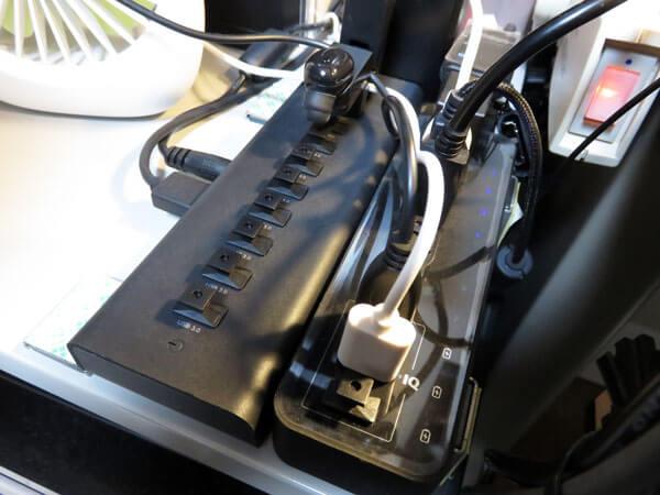 USBコネクタカバーをシリコン製からプラスチック製に変更する