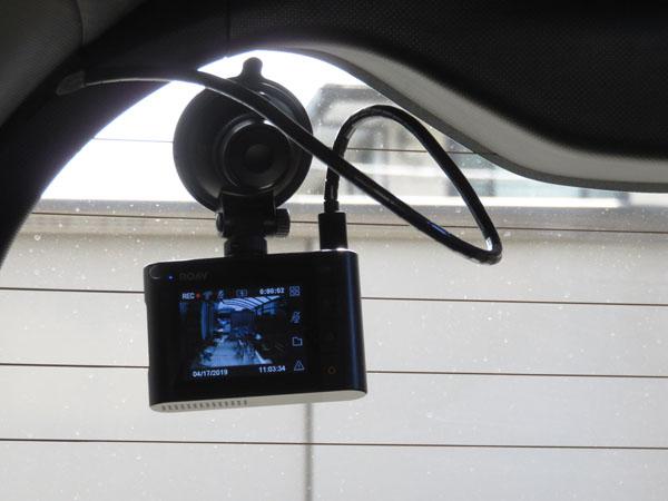 AUKEY Micro USBケーブル 2m CB-D9をドラレコに配線する!