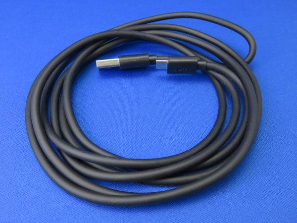 ドラレコで使うAUKEY Micro USBケーブル 2m CB-D9を購入する!