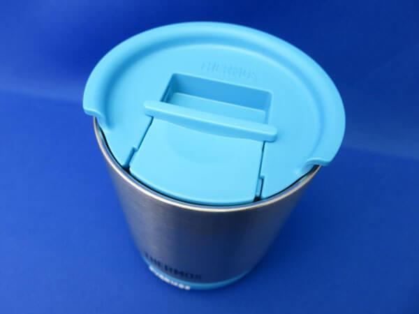サーモス 真空断熱カップ用のソコカバーとフタを購入する!