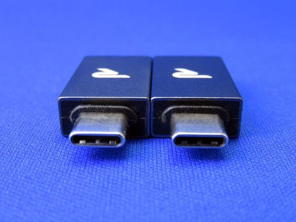 Rampow USB Type C to USB 3.0 変換アダプタを購入する!