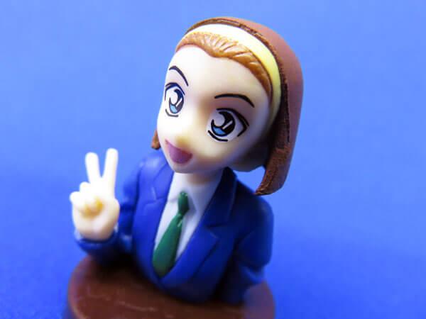 【チョコエッグ】名探偵コナンシリーズ 4個目!