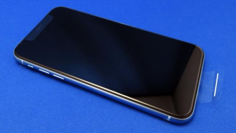 長女が使っているiPhone XRの電源が入らなくなる!