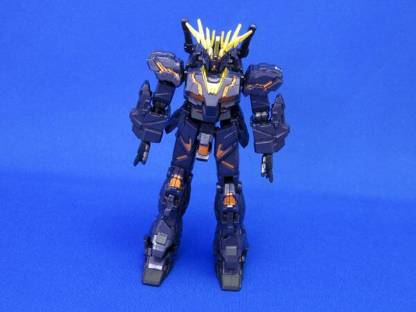 【ガンダムGフレーム】ユニコーンガンダム2号機 バンシィ フレームセットを開封する!