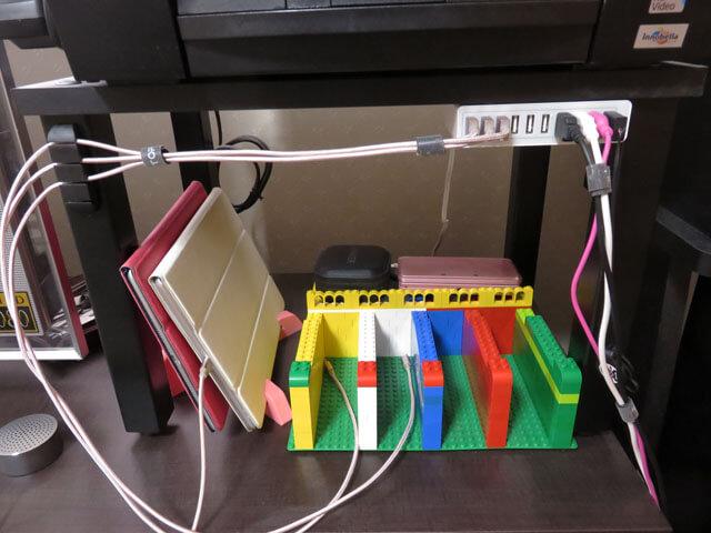 【Seria】Cable Clip ケーブルクリップ 4本固定型を購入する!