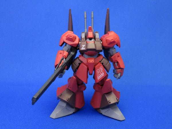 【FW GUNDAM STANDart:】RMS-099 RICK DIAS [RED color]