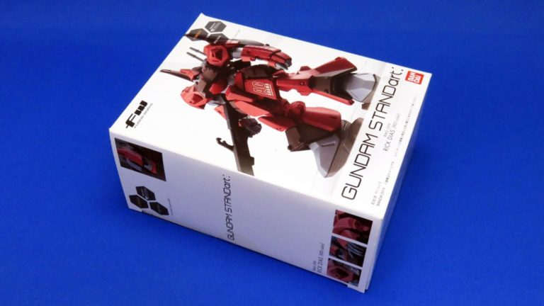 【FW GUNDAM STANDart:】RMS-099 RICK DIAS [RED color]