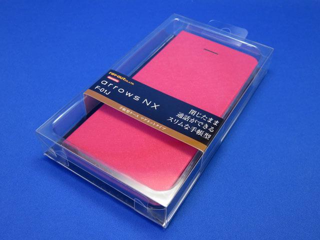 レイ・アウト 手帳型ケース マグネットタイプ RT-ARJ1SLC3/JP 購入