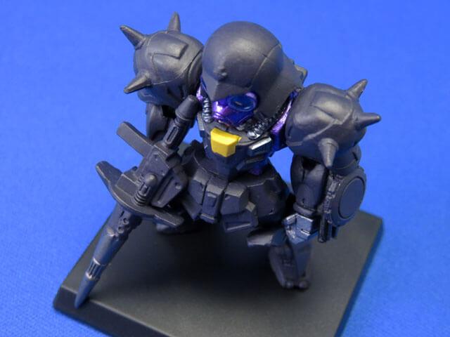 【ガンダムコンバージ】60個目はDEN'AN-ZON [BLACK VANGUARD]!