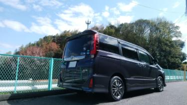 【愛車トヨタノア80系】ノーマルタイヤに履き替え(2020年)