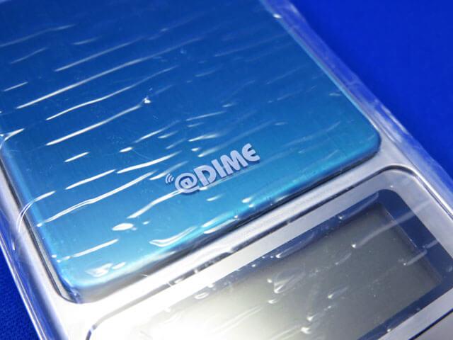 DIME 2020年7月の付録デジタルポケットスケールレビュー