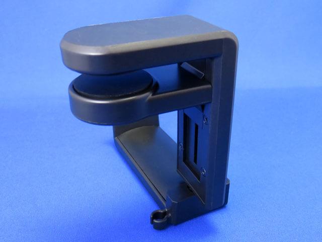 サンワサプライ回転式ヘッドホンフックPDA-STN18BKを購入する!