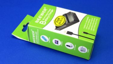 Nikon D5500の互換品バッテリーチャージャーを購入する