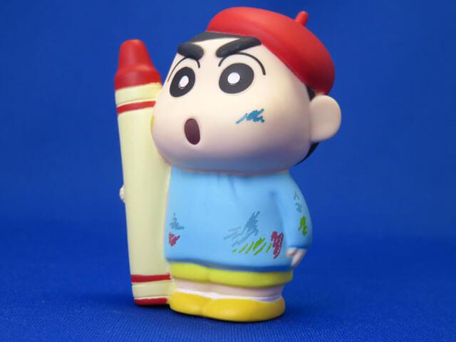 長女 クレヨンしんちゃんフレンズ ミニフィギュアを手に入れる!