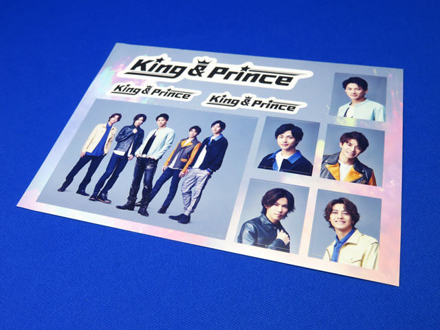 Amazon.co.jpで次女に購入したKing & PrinceのCDが届く!