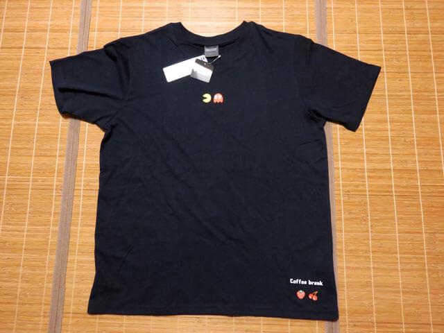 GUのパックマン(PAC-MAN)Tシャツを追加購入する!