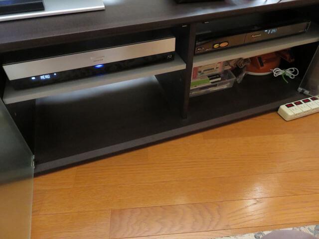 Panasonic DIGA DMR-BW900をリビングに設置する!