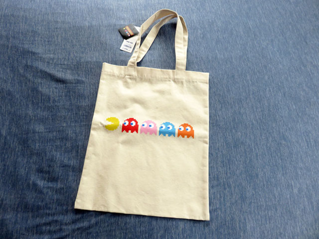これで最後のGUサイトでパックマン(PAC-MAN)Tシャツを購入する!