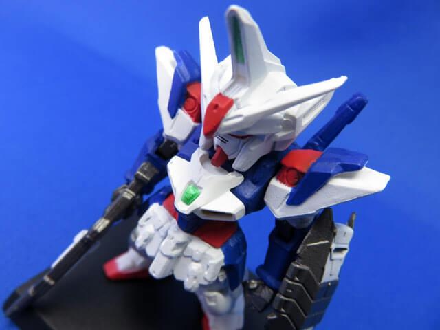 【ガンダムコンバージ】65個目はGUNDAM GEMINASS 01!