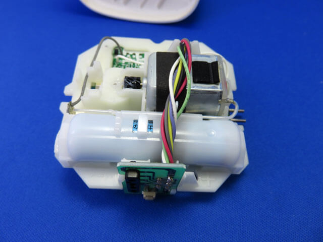 パナソニック 電動頭皮ブラシ EH-HE97-VPのバッテリーを交換する