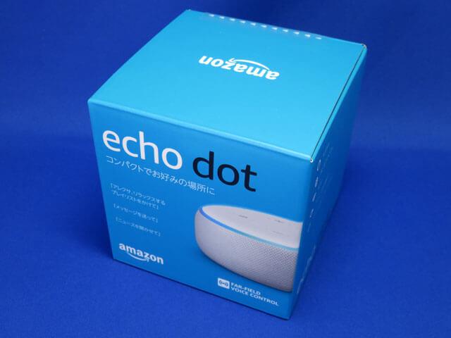 Prime Dayセールで4台目のAmazon Echo Dot 第3世代を購入する