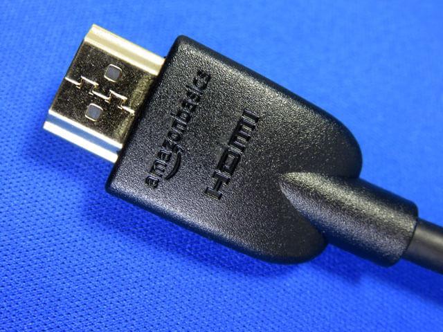 Prime DayセールでAmazonベーシックHDMIケーブル1.8mを購入する