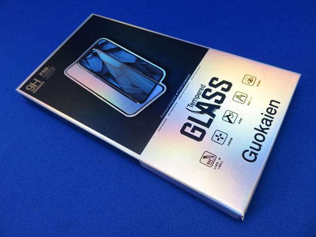 iPhone 6sにGuokaienの液晶保護ガラスフィルムを貼る!