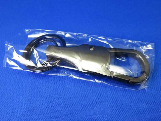 トヨタノア80系のスマートキーで使うカラビナキーホルダーを購入