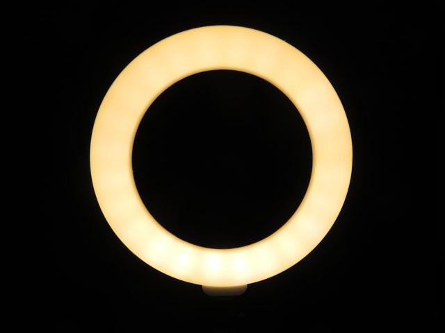 DIME 2021年4月号付録 LEDリングライト30をチェックする!