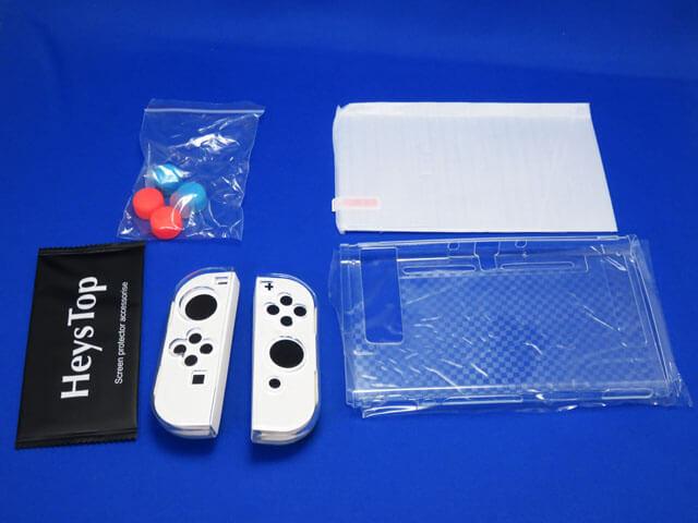 HeysTop Nintendo Switchカバーを購入する!