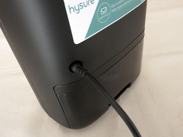 【レビュー記事】Hysure 小型 除湿機 1000ml(モデル:T8)