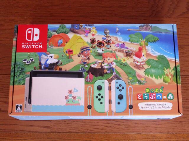 我が家にもNintendo Switchがやって来ました!