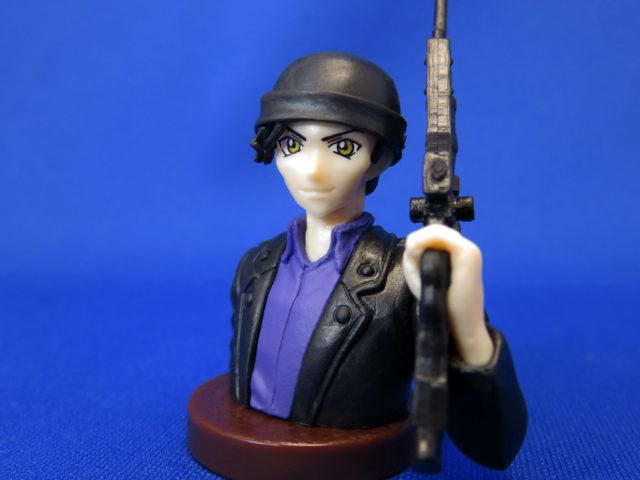 【チョコエッグ】名探偵コナン2 1個目!