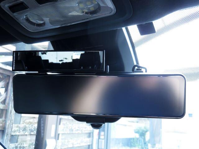 AKEEYO ミラー型ドラレコ AKY-V360Sで使う補助ミラーを購入する