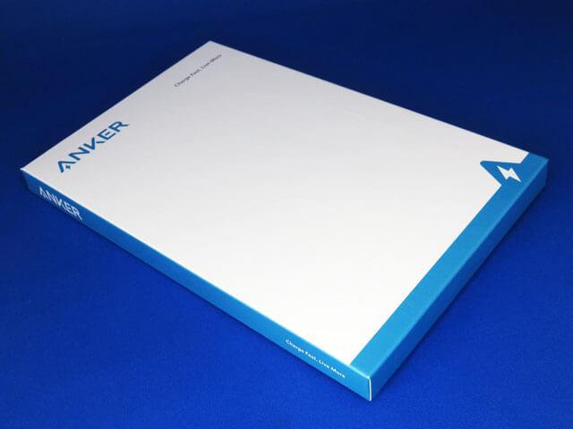 ワイヤレス充電器 Anker PowerWave 10 Pad(改善版)を購入する!