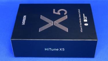 【レビュー記事】ワイヤレスイヤホン UGREEN HiTune X5